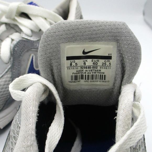 Details about Nike Air Max Run Lite +2 Women's Comfort Running Walking Shoes Sz 10 429646 002